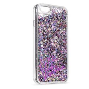 Victoria's Secret iPhone 6/6S Case Glitter Rainbow